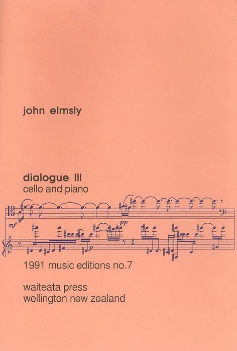 Dialogue III