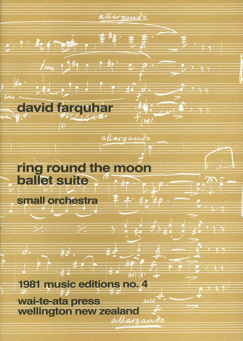 Ring Round the Moon — Ballet Suite