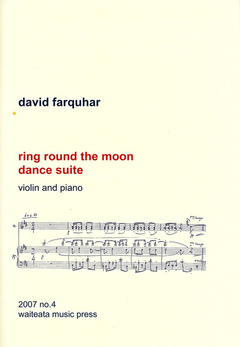 Ring Round the Moon — Dance Suite