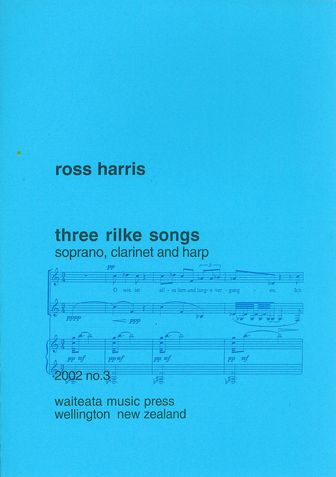 Three Rilke Songs
