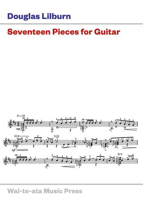 Seventeen Pieces for Guitar
