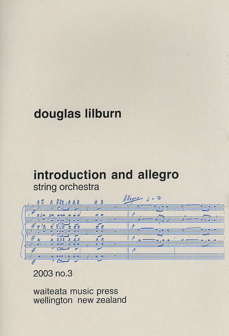 Introduction and Allegro for Strings