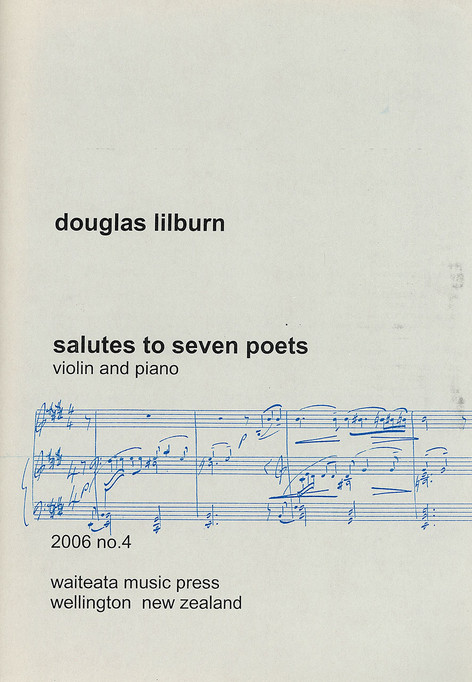 Salutes to Seven Poets