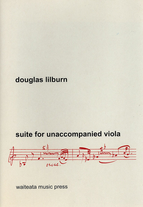 Suite for Unaccompanied Viola