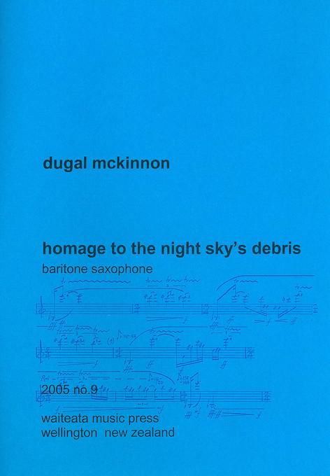 Homage to the Night Sky's Debris