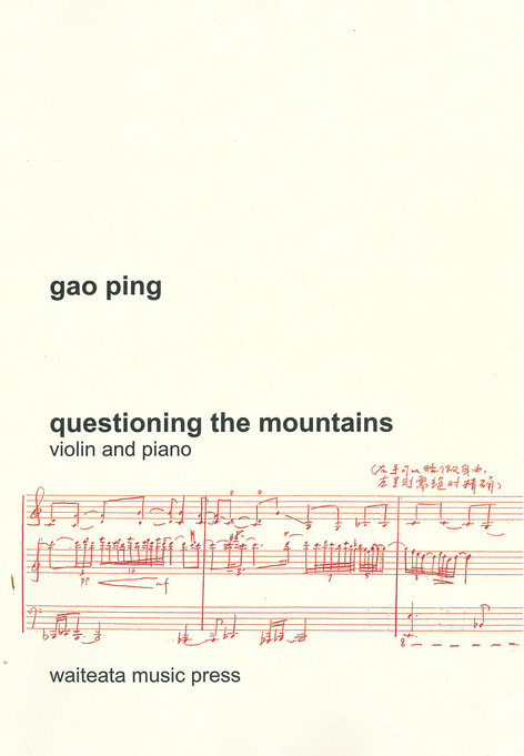 Questioning the Mountains