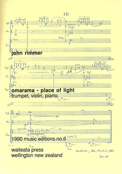 Omarama — Place of Light