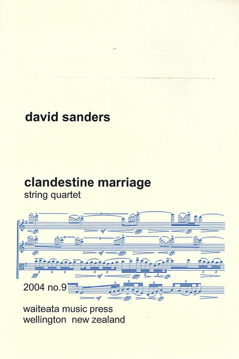 Clandestine Marriage