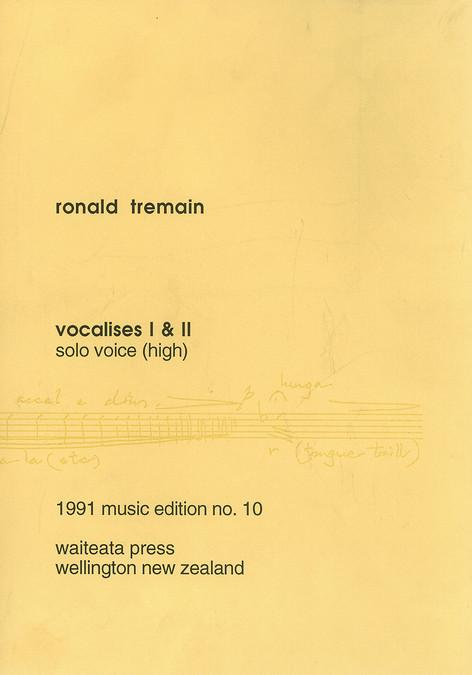 Vocalises I & II
