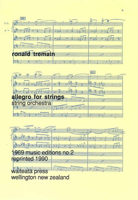 Allegro For Strings
