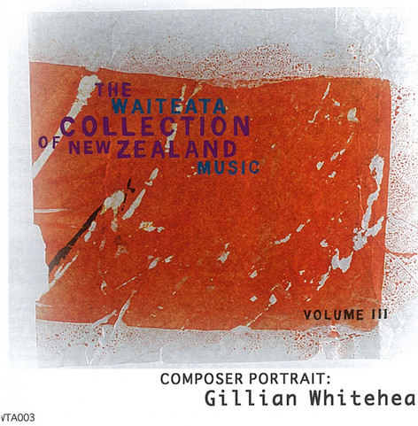 Composer Portrait: Gillian Whitehead
