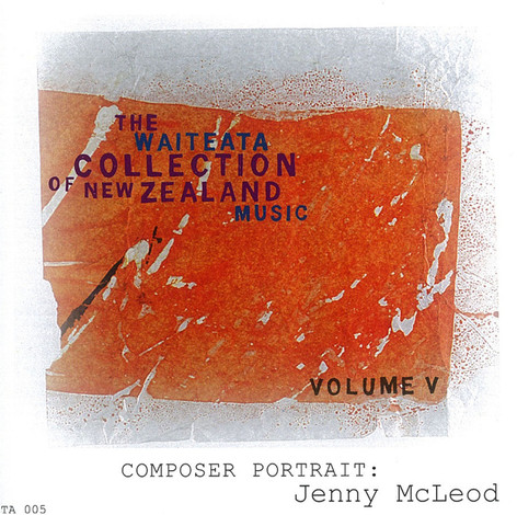 Composer Portrait: Jenny McLeod