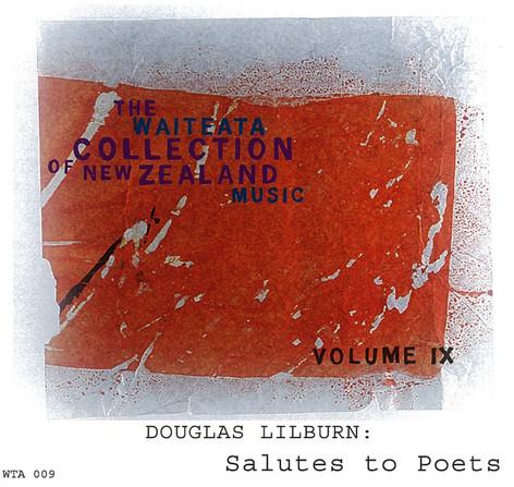 Douglas Lilburn: Salutes to Poets
