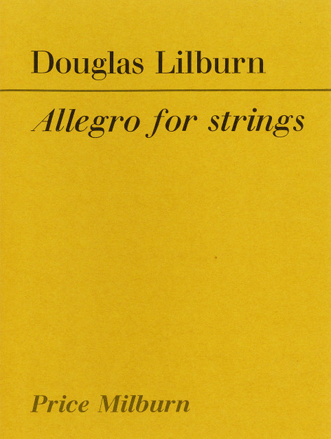 Allegro for Strings (Price Milburn)