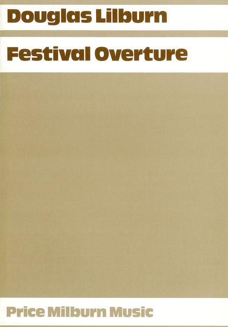 Festival Overture (Price Milburn)
