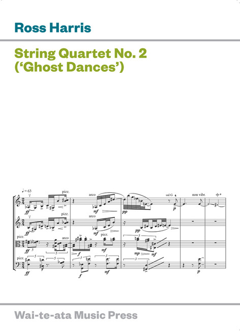 String Quartet No. 2 ('Ghost Dances')