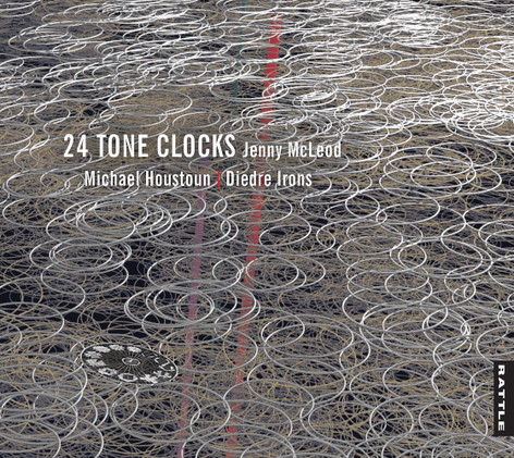 24 Tone Clocks CD