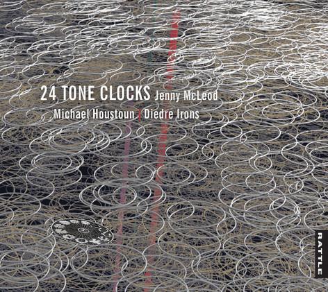24 Tone Clocks CD