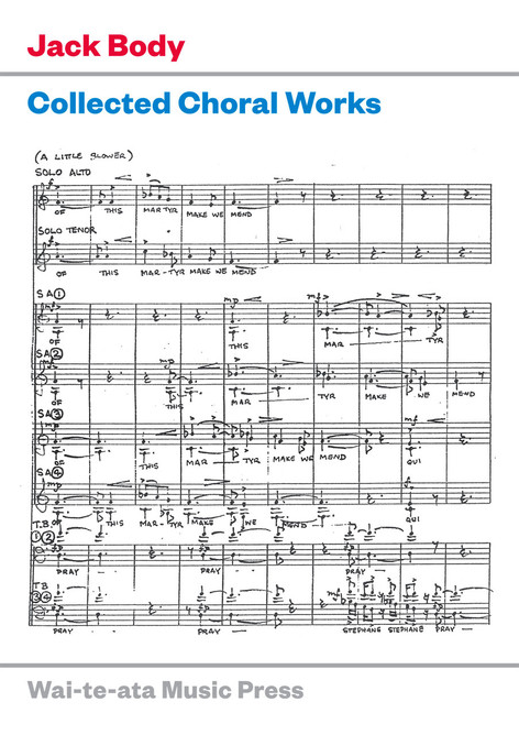 Collected Choral Works