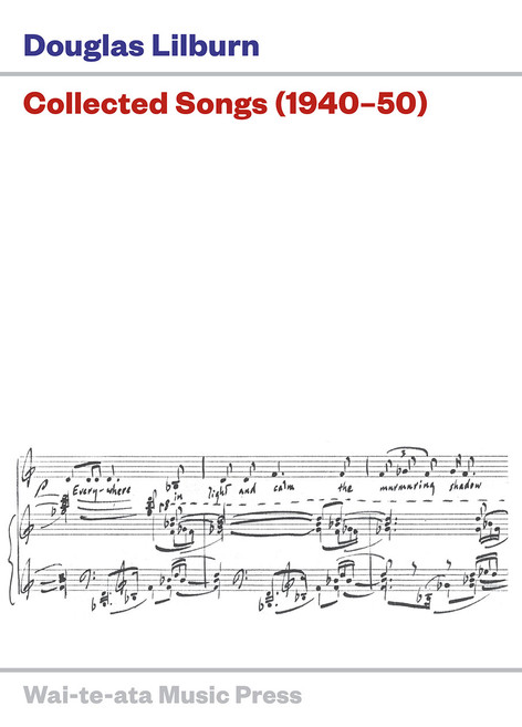 Collected Songs (1940–50)