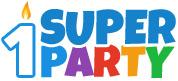 One Super Part Logo
