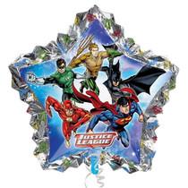 "XL 34"" DC Justice League Mylar Foil Balloon Superhero Team Party Decoration"