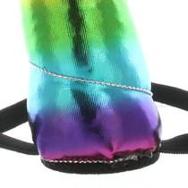 6ct Rainbow Unicorn Horns Fantsy Headband Dress Up Costume Plush Party Favors