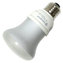 2ct Westinghouse 9W Light Bulbs Bright White R20 Flood 300 Lumens Replaces 40W