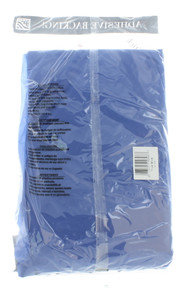 "2ct Touch of Color True Blue Table Skirt 29"" x 14' Plastic Party Decoration"