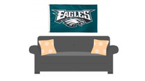 NFL Football Philadelphia Eagles 3' x 5' Flag