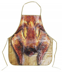Forum Novelty Turkey Apron One Size For Adults