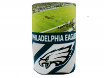 Wincraft Lot of 2 NFL Philadelphia Eagles Stadium Insulated 12oz Can Coolers