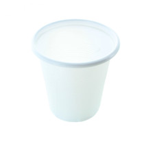 200 count Fiesta Disposable Premium Plastic Bathroom Cups 2.5oz.