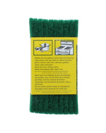 """Lot of 40 Green Scrub Scour Pads 5 3/4"""" x 4"""" General Purpose Household Cleaning"""