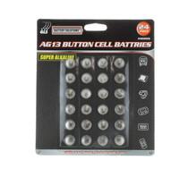 Lot Of 48 AG13 Button Cell Batteries Watch Games Calculator High Power GLS