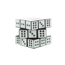 Lot of 2 Dice Magic Cubes Puzzle Games