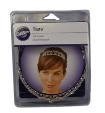 Wilton Wedding Bridal Tiara Diamond Arch Rhinestone 1006-840