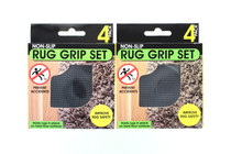 Set of 8 Non Slip Rug Grip Set Anti Slip