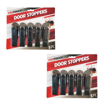 """Lot of 10 ProTouch Non Marking Door Stoppers 4.5"""""""