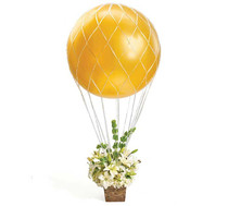 Hot Air Balloon Centerpiece Netting 3'