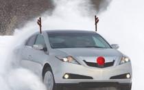 Plush Red-Nosed Reindeer Car Decorating Kit