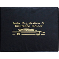 Auto Registration and Insurance Holder - 3 Pack