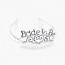 Metal Bride To Be Tiara Wedding Shower Bachelorette