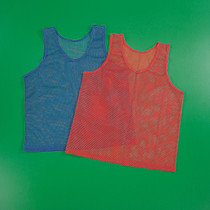 Nylon Mesh Scrimmage Jerseys - 12 Pack