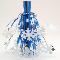 Snowflake Centerpiece And Dangler 2-N-1 Conbination Frozen Party Decoration