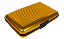 Aluminum Wallet Business ID CreditCard Holder Waterproof Case Choose Color