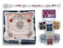 Grandmother Love Forever Silver Bracelet Gift Boxed