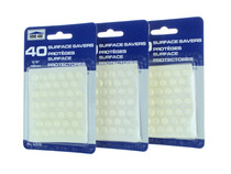 Surface Savers Protectors Self Adhesive Set of 120