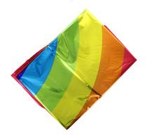 "Rainbow Mylar Foil Balloon Party Decoration XL 36"""