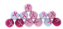 12 Breast Cancer Awareness Gifts Pink Ribbon Stress Balls
